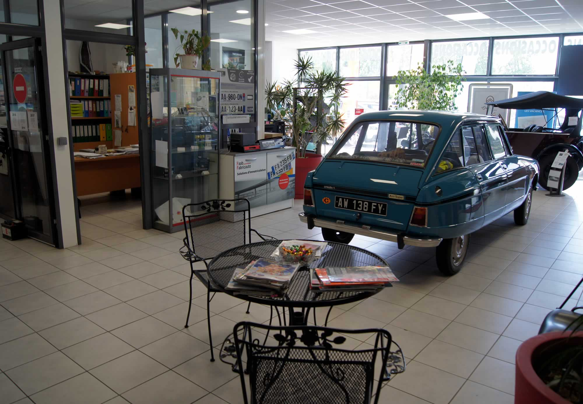 JPM Autos à Millas -